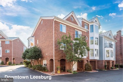107 Chesterfield Place SW, Leesburg, VA 20175 - #: VALO2008936