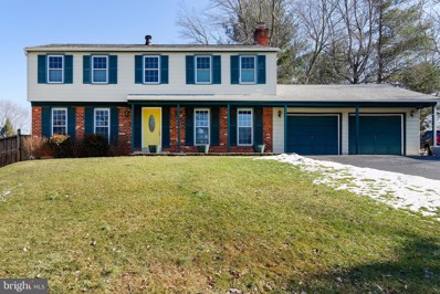 1112 Nickels Place SW, Leesburg, VA 20175 - #: VALO327800