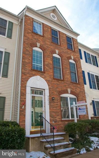 42839 Sykes Terrace, Chantilly, VA 20152 - #: VALO329756