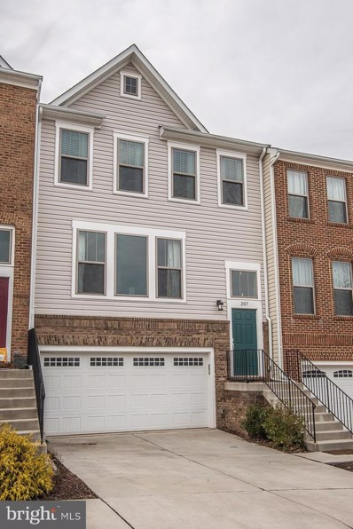 207 Natural Terrace SW, Leesburg, VA 20175 - #: VALO330134