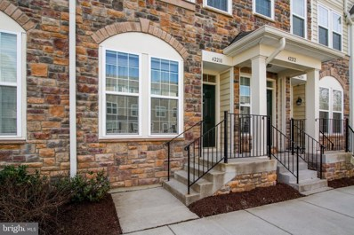 42210 Water Iris Terrace, Aldie, VA 20105 - MLS#: VALO352696