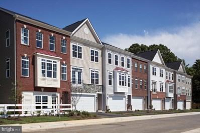 814 Savile Row Terrace, Purcellville, VA 20132 - #: VALO353328