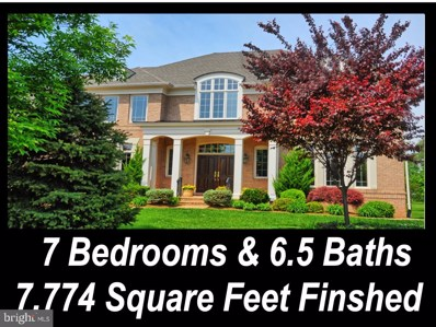 23077 Oglethorpe Court, Ashburn, VA 20148 - #: VALO354526