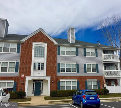 645 Constellation Square SE UNIT G, Leesburg, VA 20175 - #: VALO355404