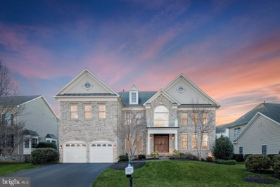 18225 Glen Abbey Court, Leesburg, VA 20176 - #: VALO356050