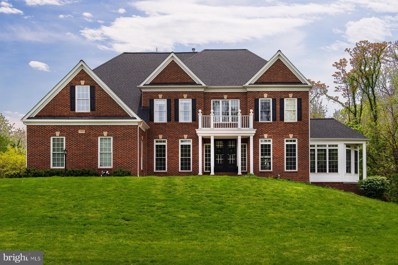 17512 Flint Farm Drive, Round Hill, VA 20141 - MLS#: VALO382474