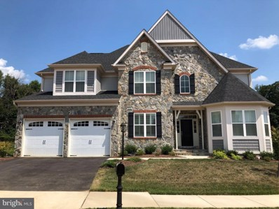 17218 Creekside Green Place, Round Hill, VA 20141 - #: VALO392198