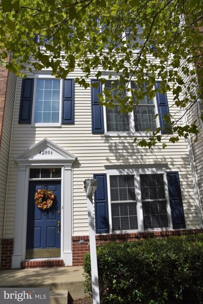 42806 Flannigan Terrace, Chantilly, VA 20152 - #: VALO394176