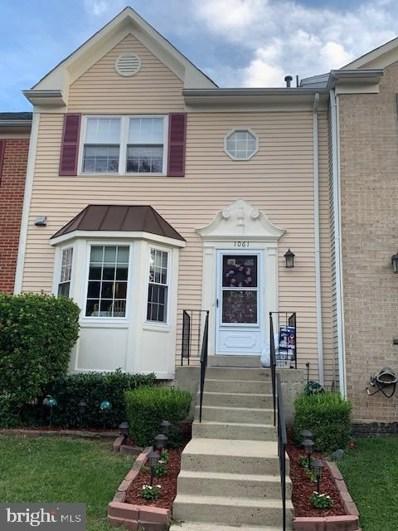 1061 Smartts Lane NE, Leesburg, VA 20176 - #: VALO394486