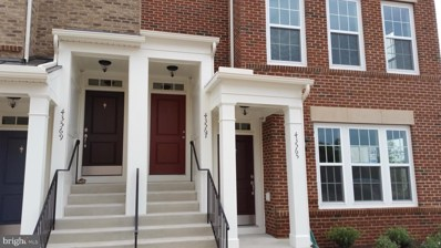 43567 Helmsdale Terrace, Chantilly, VA 20152 - MLS#: VALO398504