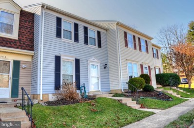 202 Sherwood Court UNIT 13, Sterling, VA 20164 - #: VALO401312