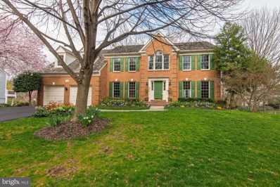 1206 Hawling Place SW, Leesburg, VA 20175 - #: VALO406804