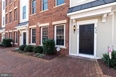 455 Kornblau Terrace SE, Leesburg, VA 20175 - #: VALO408078