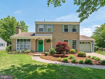 504 Valley View Avenue SW, Leesburg, VA 20175 - #: VALO411240