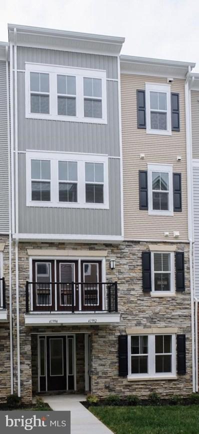 41994 Nora Mill Terrace, Stone Ridge, VA 20105 - MLS#: VALO411678