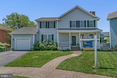 316 Patterson Court NW, Leesburg, VA 20176 - #: VALO413136