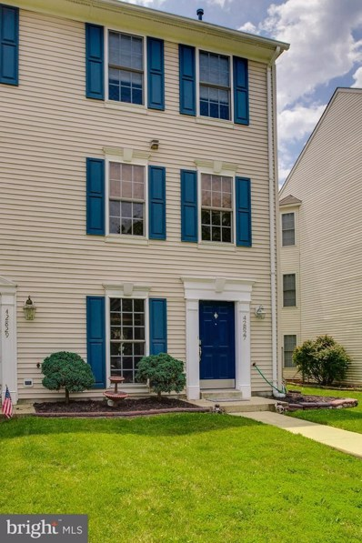 42827 Pilgrim Square, Chantilly, VA 20152 - #: VALO414688