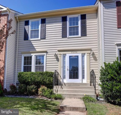 21236 Hedgerow Terrace, Ashburn, VA 20147 - #: VALO415448