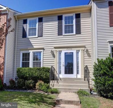 21236 Hedgerow Terrace, Ashburn, VA 20147 - #: VALO415448