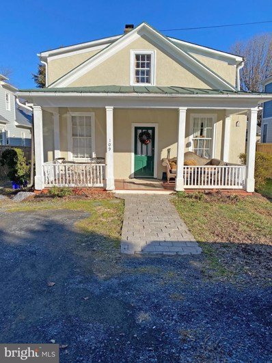 107 Walnut Street, Middleburg, VA 20117 - MLS#: VALO421558