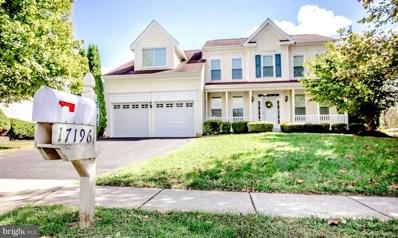 17196 Magic Mountain Drive, Round Hill, VA 20141 - #: VALO422924