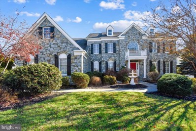 25542 Mimosa Tree Court, Chantilly, VA 20152 - #: VALO425228