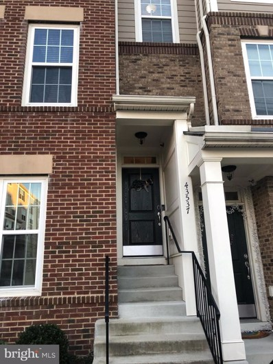 43537 Helmsdale Terrace, Chantilly, VA 20152 - #: VALO428914