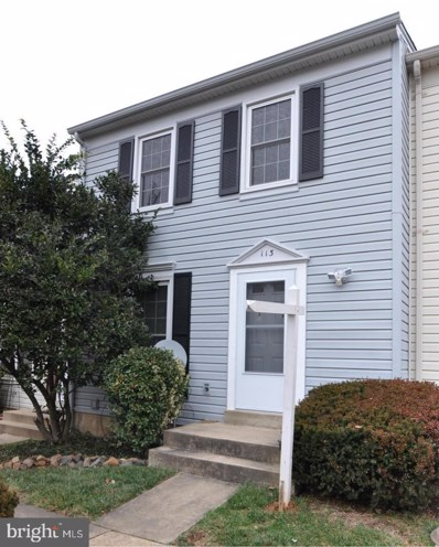 113 Andrew Place, Sterling, VA 20164 - #: VALO428994