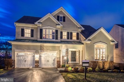19069 Quiver Ridge Drive, Leesburg, VA 20176 - #: VALO431994
