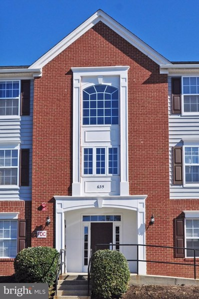 635 Constellation Square SE UNIT D, Leesburg, VA 20175 - #: VALO432036