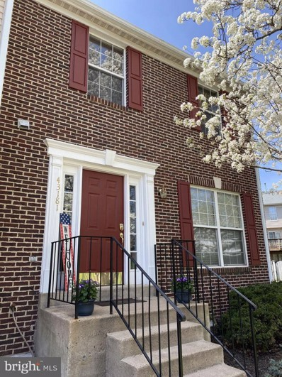 43181 Ribboncrest Terrace, Ashburn, VA 20147 - #: VALO435470