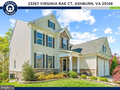 23267 Virginia Rae Court, Ashburn, VA 20148 - #: VALO436124