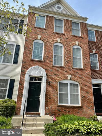 42918 Pamplin Terrace, Chantilly, VA 20152 - #: VALO436148