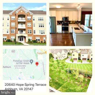 20640 Hope Spring Terrace UNIT 401, Ashburn, VA 20147 - #: VALO437504