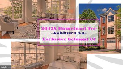 20428 Homeland Terrace, Ashburn, VA 20147 - #: VALO441008