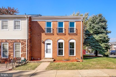 8430 Willow Glen Court, Manassas, VA 20110 - #: VAMN100016