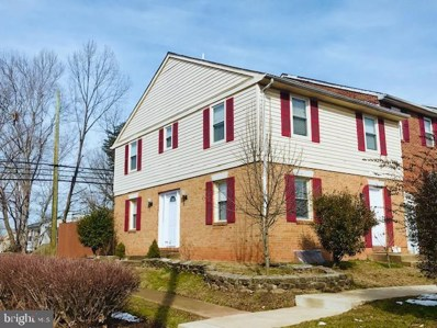 8603 Terrace View Court, Manassas, VA 20110 - #: VAMN130494
