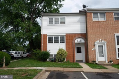 8401 Piney Point Court, Manassas, VA 20110 - #: VAMN137714