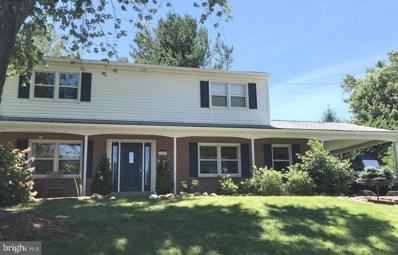 8906 Barnett Street, Manassas, VA 20110 - #: VAMN137938