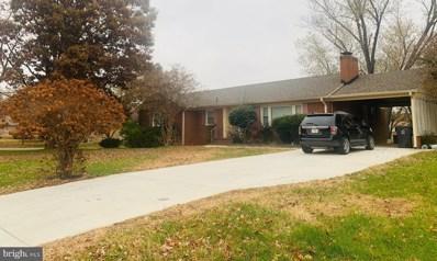 8901 Weir Street, Manassas, VA 20110 - #: VAMN138564