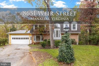 8651 Weir Street, Manassas, VA 20110 - #: VAMN140736