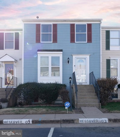 9005 New Britain Circle, Manassas, VA 20110 - #: VAMN141440
