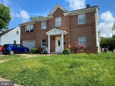 103 Polk Drive, Manassas Park, VA 20111 - #: VAMP113932