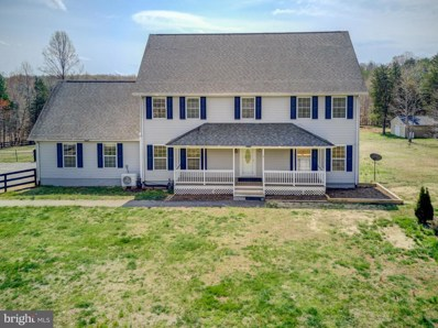 19140 Mountain Track Road, Orange, VA 22960 - #: VAOR117372
