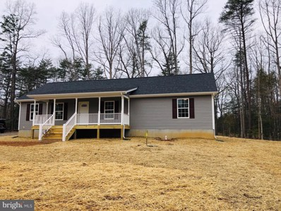 30155 New Hampshire Road, Rhoadesville, VA 22542 - #: VAOR135716