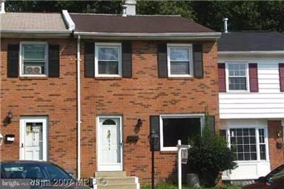 3514 Buffalo Court, Woodbridge, VA 22193 - #: VAPW100234