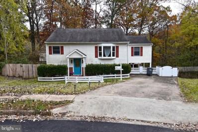 1563 Randall Court, Woodbridge, VA 22191 - MLS#: VAPW100706