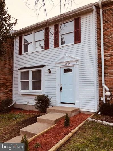 13584 Bentley Circle, Woodbridge, VA 22192 - MLS#: VAPW101526