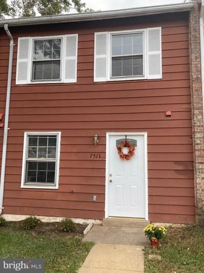 7511 Bosbury Ct., Manassas, VA 20111 - #: VAPW2000321