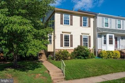7833 Brookview Court, Manassas, VA 20109 - #: VAPW2002622